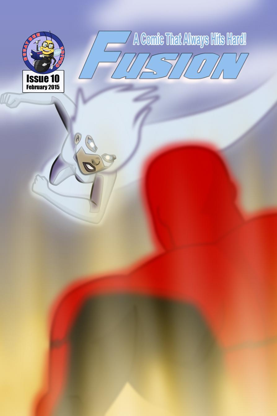 Fusion #10 Cover