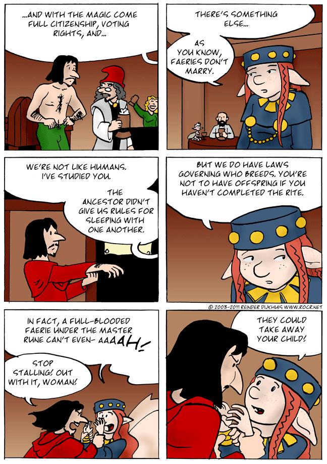 Drama!