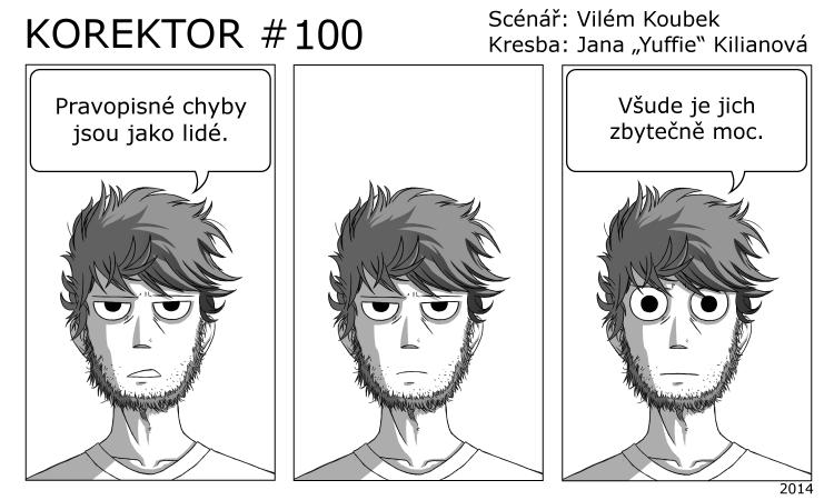 Korektor #100