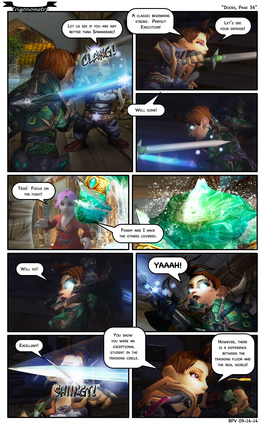 Doors, Page 36
