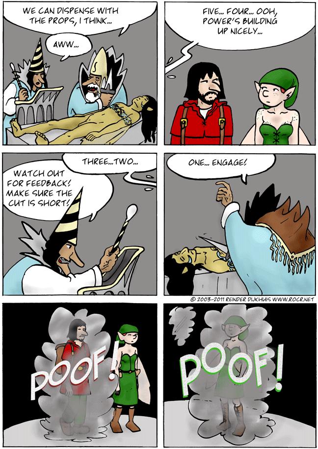 Gnomian ritual