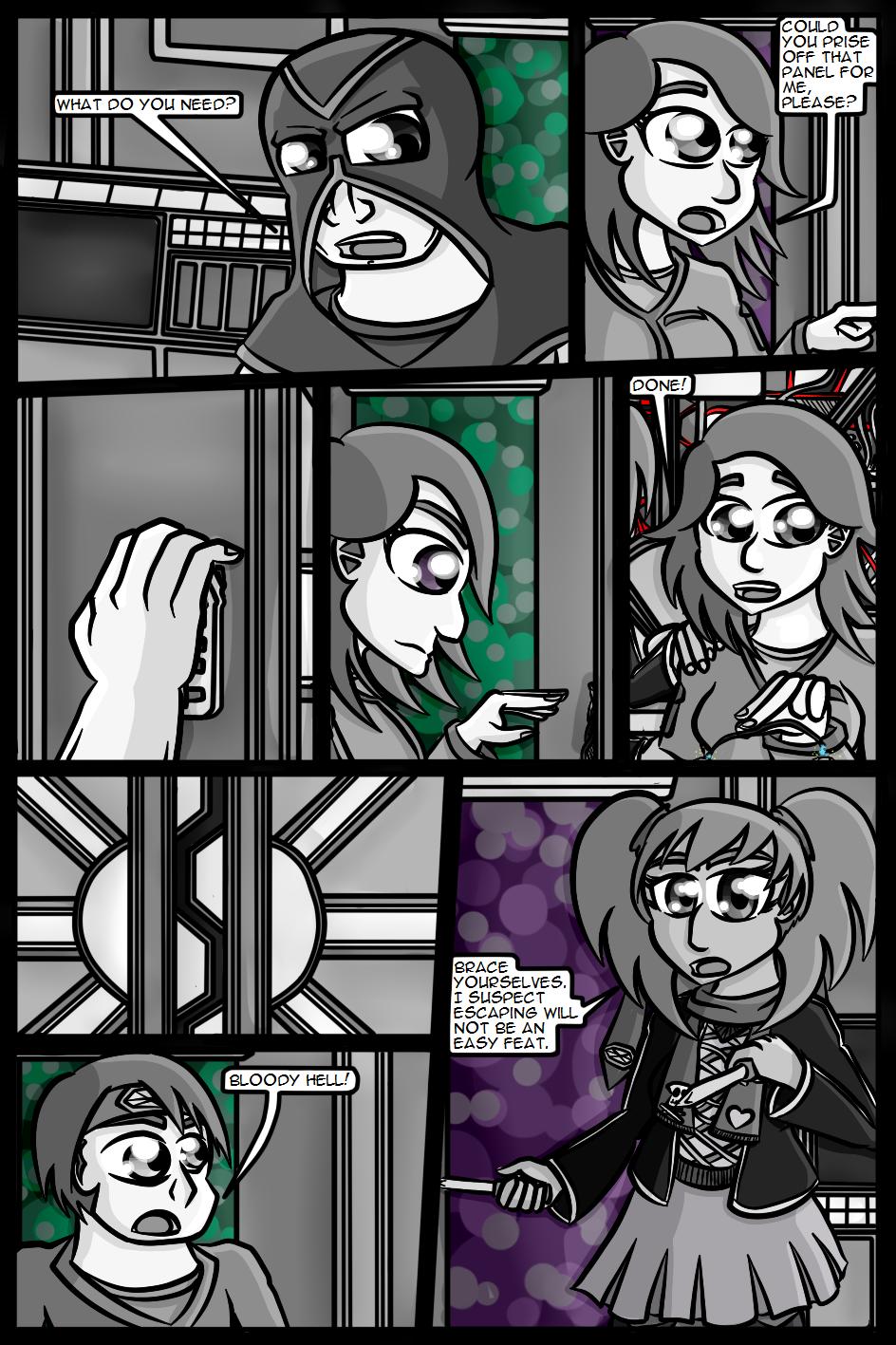 Clarissa - Part 41