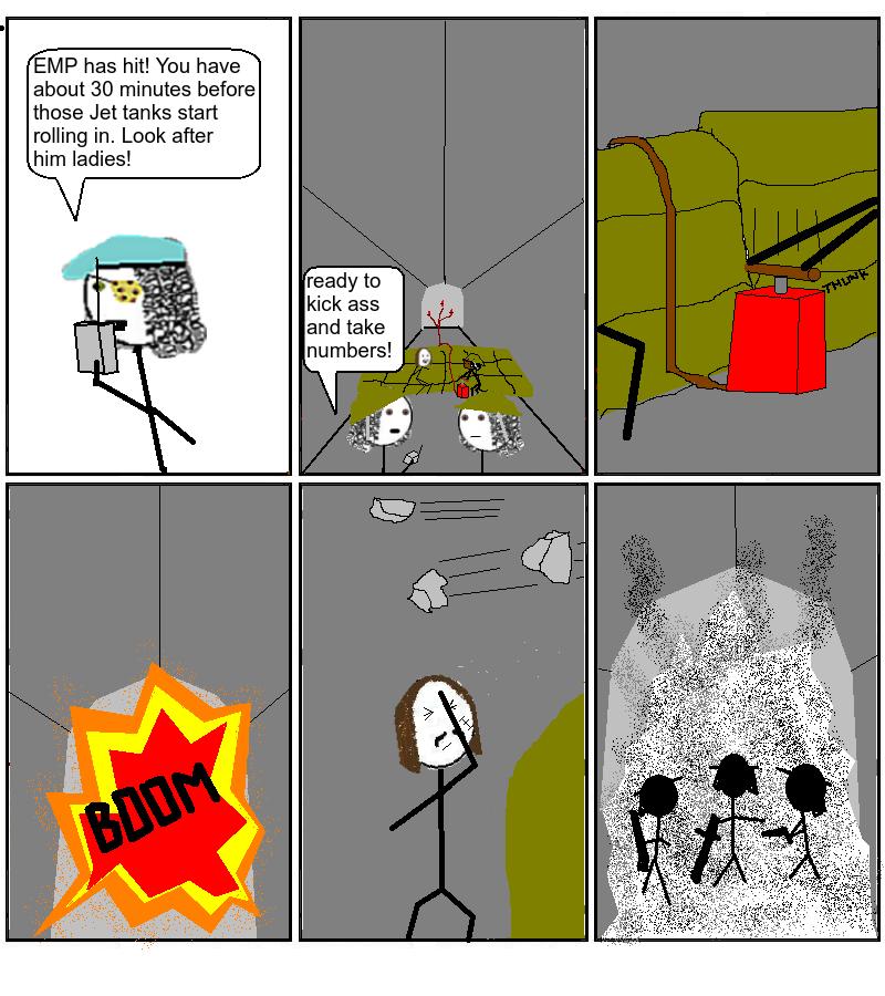 Jetpack Wars pt X