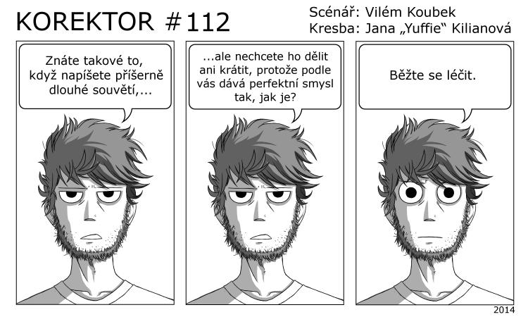 Korektor #112