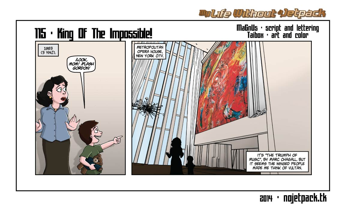 115 - King Of The Impossible!