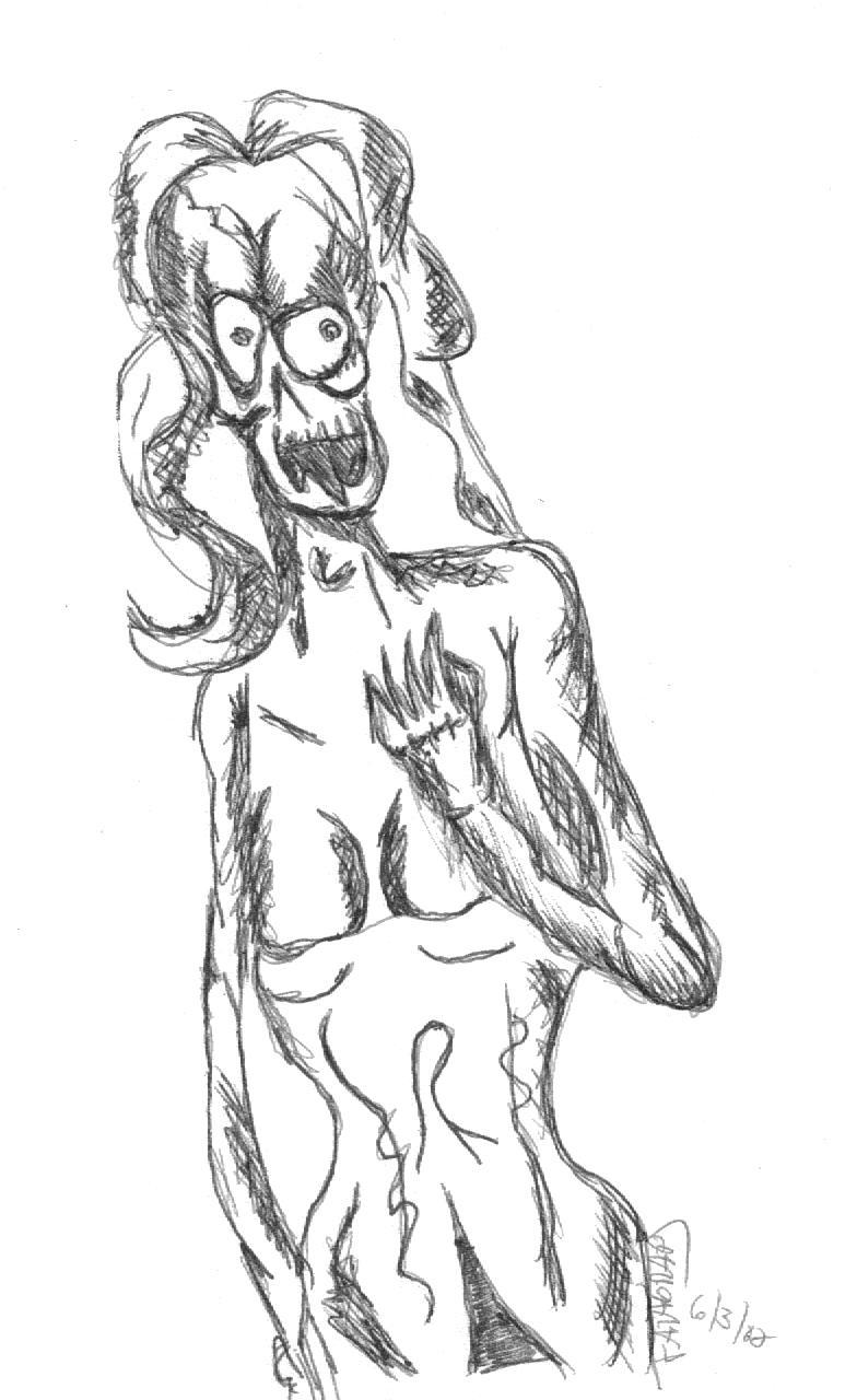 corpse lady