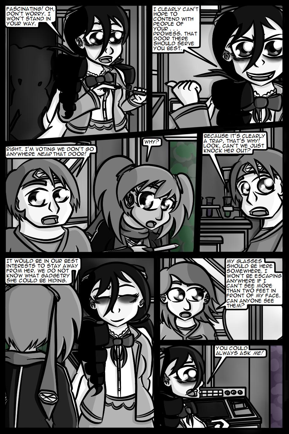 Clarissa - Part 42