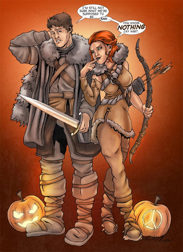 Artwork - Happy Halloween '14
