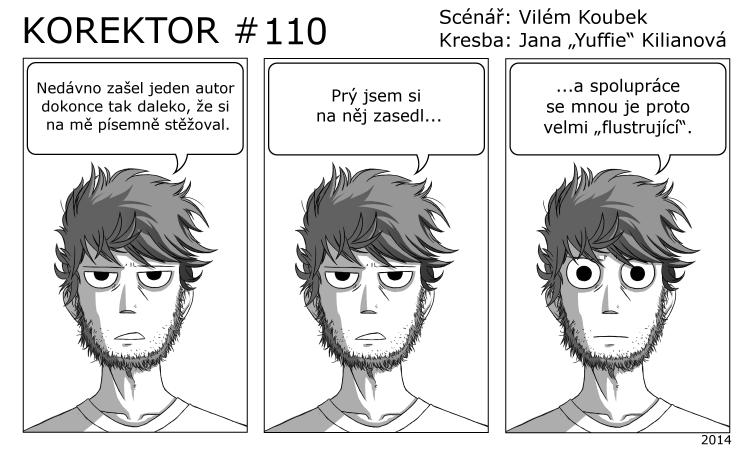 Korektor #110