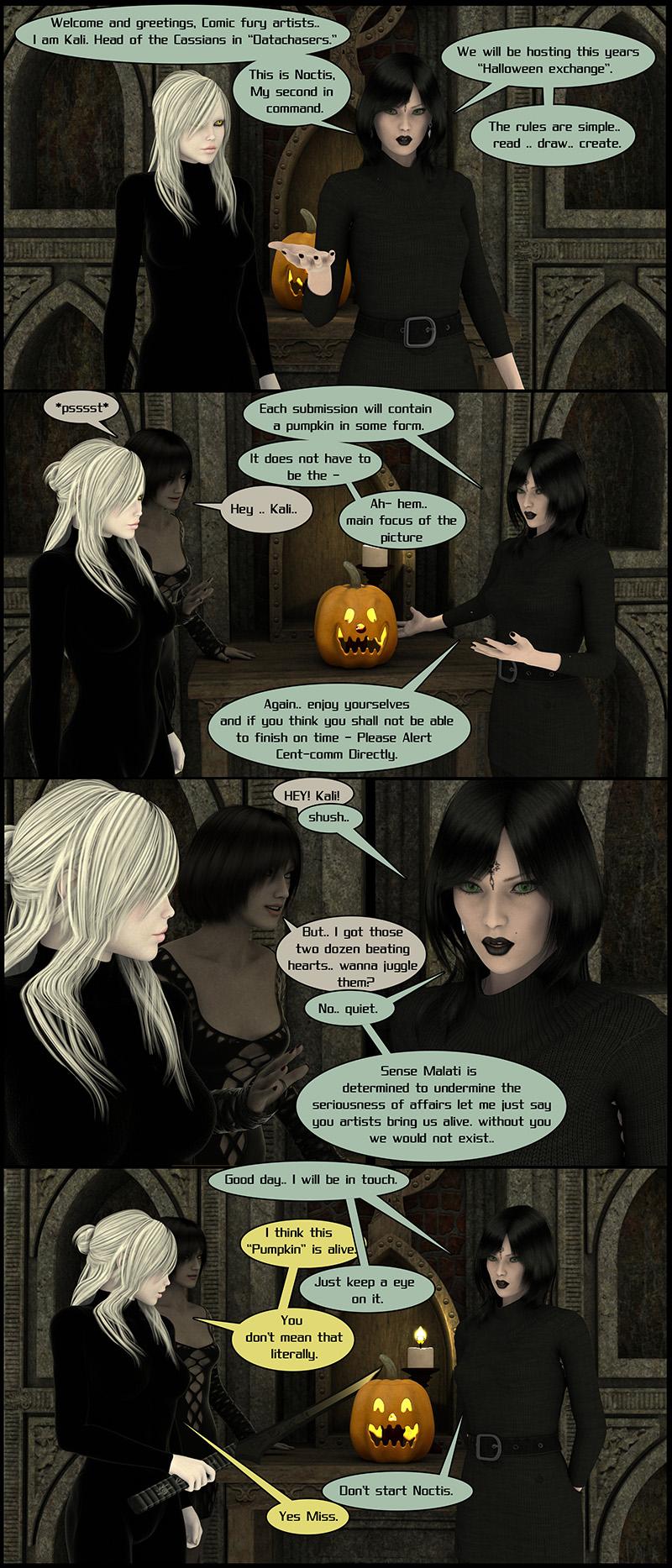 Halloween INFO page..