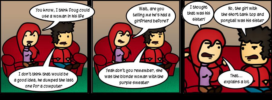 Old Relationships
