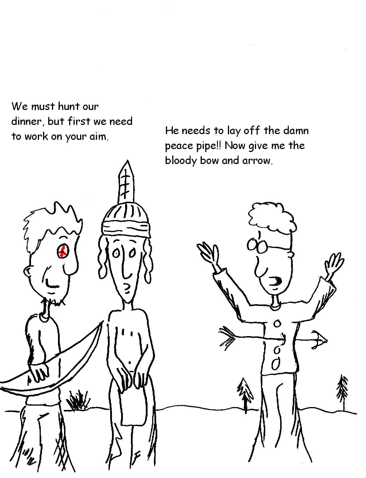 Thanksgiving story pg. 11