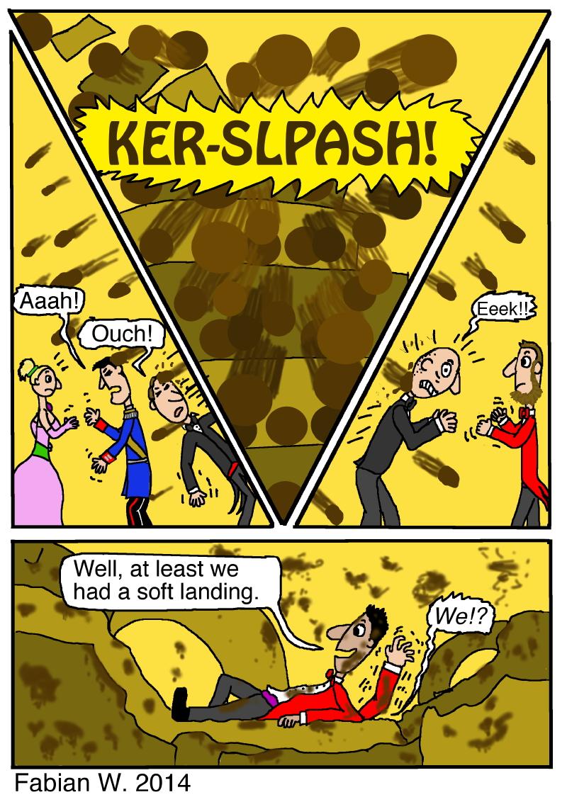 KER-SPLASH!!!
