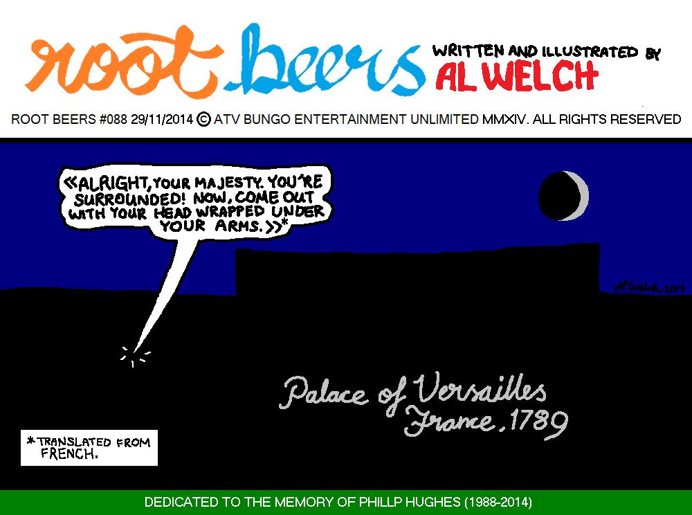 Root Beers #88: French Joke No.225