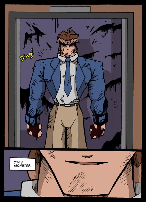 4.2 - RIP, elevator guy...