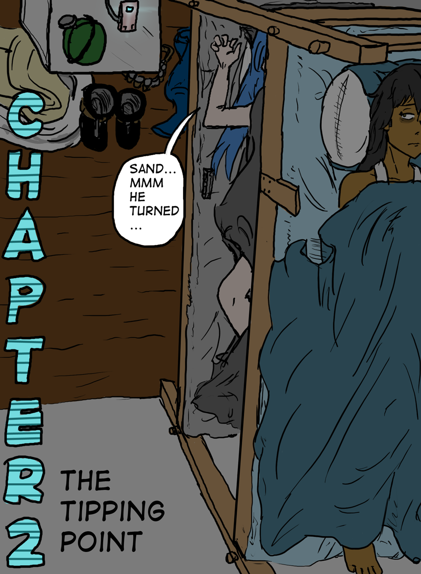 Chapter 2: Cover (Page 1)