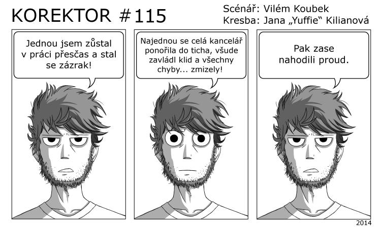 Korektor #115