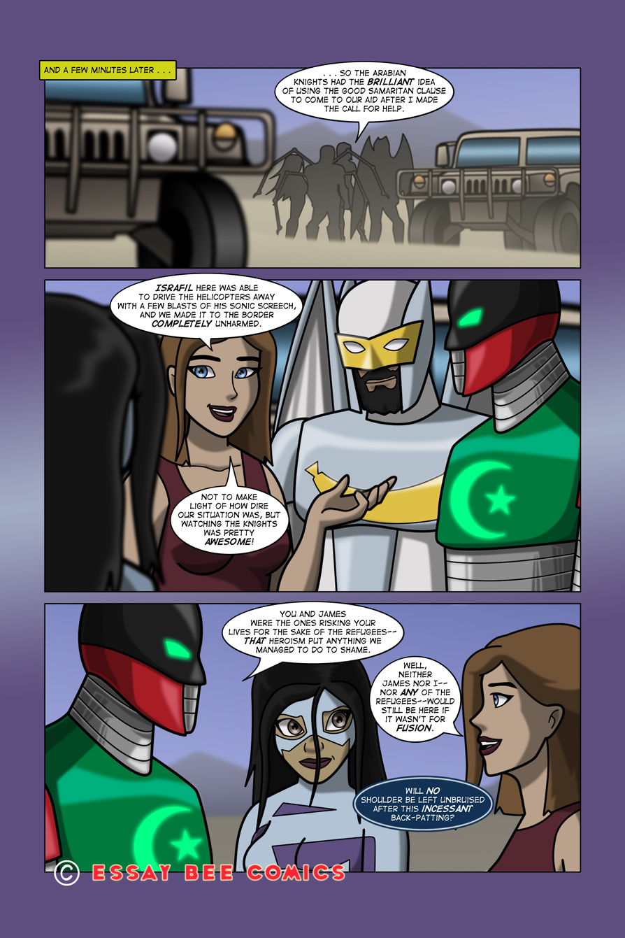 Fusion #10 Page 20