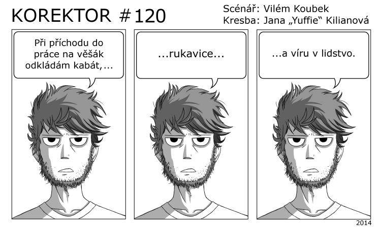 Korektor #120