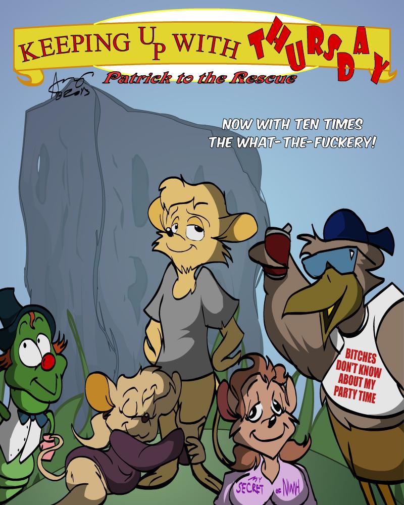 Humor: Secret of NIMH 2 Spoof 2