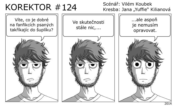 Korektor #124