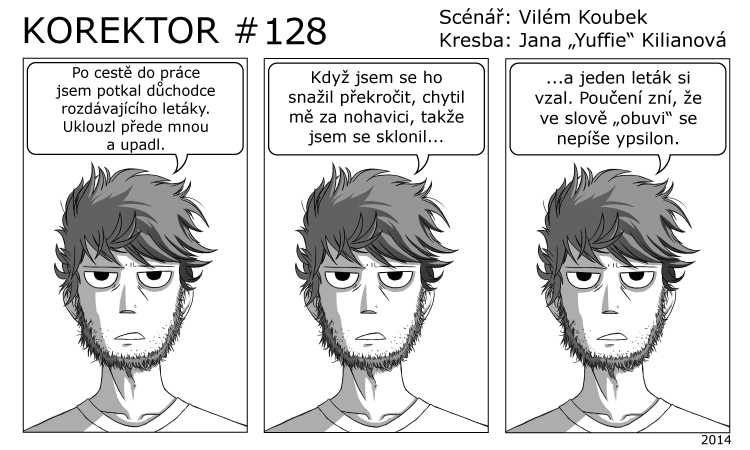 Korektor #128