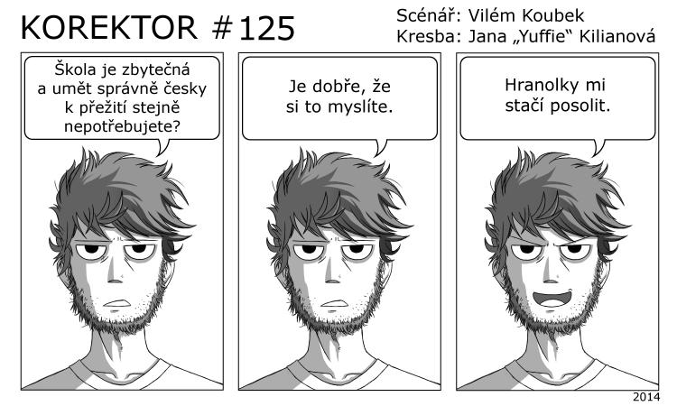 Korektor #125