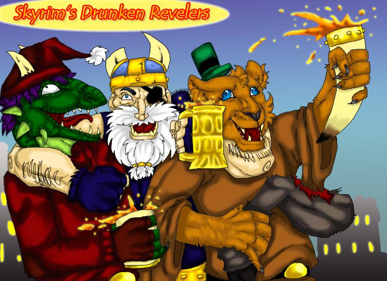 Skyrim Holiday Special!