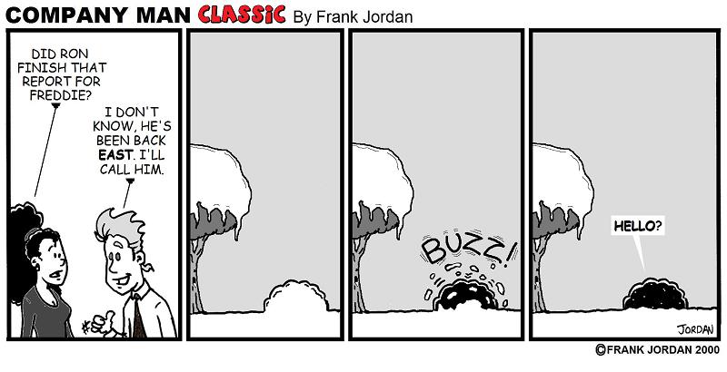 A Company Man Comic #WinterClassic 12/31/14