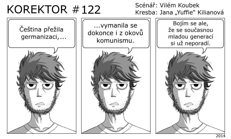Korektor #122