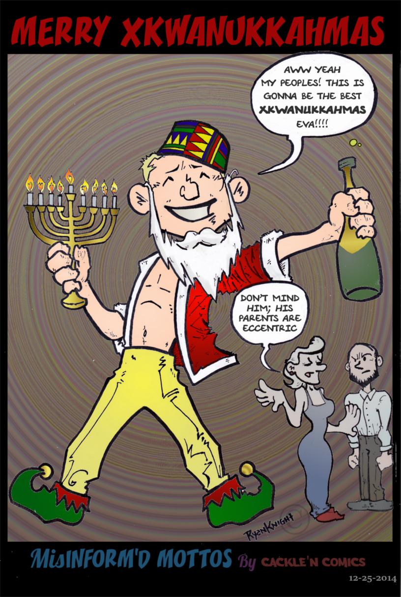 Merry XKWANUKKAHMAS