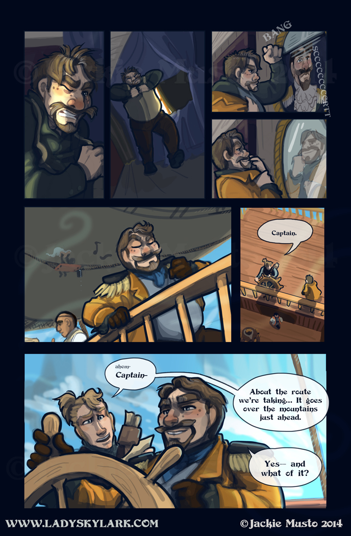 Lady Skylark and the Queen's Treasure - Page 141