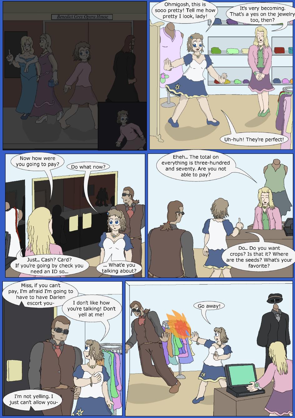 Stronger, Faster, Bluer, Page 11er