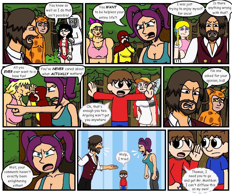 The Halloween Caper 2014 part 6