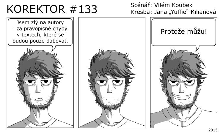 Korektor #133