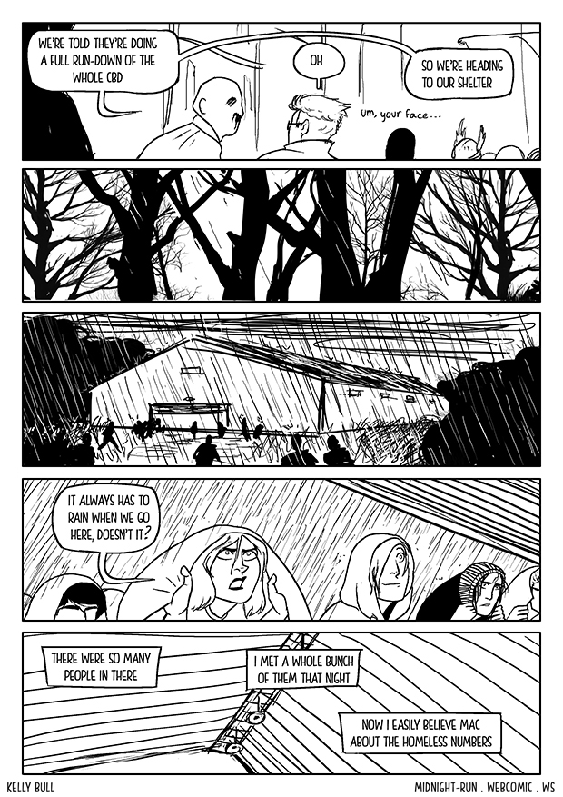 069: Always has to Rain