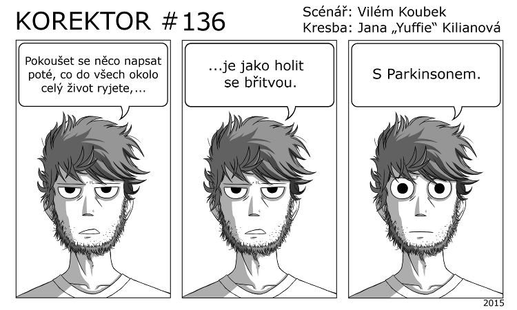Korektor #136