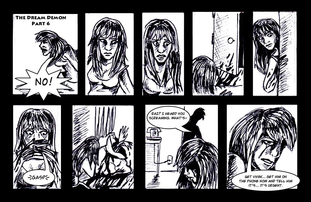 The Dream Demon (Part 6)