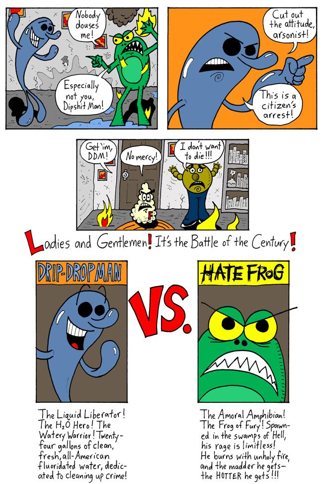 Battle of the Century!
