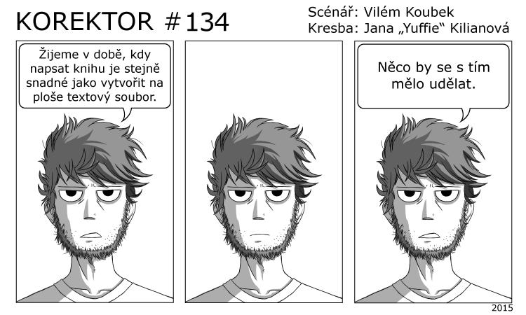 Korektor #134