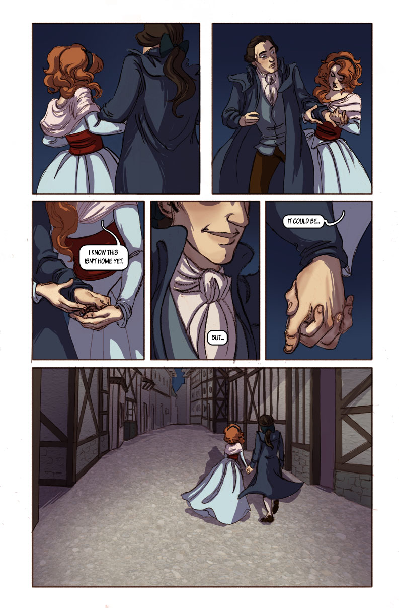 The Light Eaters, Page 25