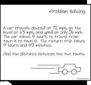 On a tangent - Problem 7