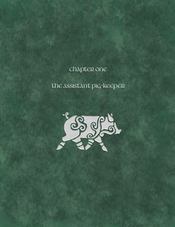The Assistant Pig-Keeper