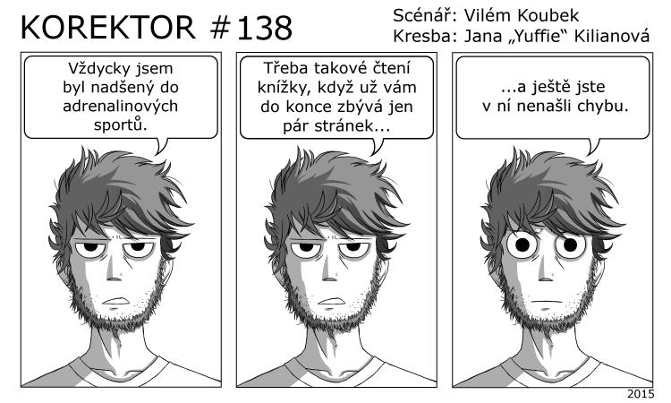 Korektor #138