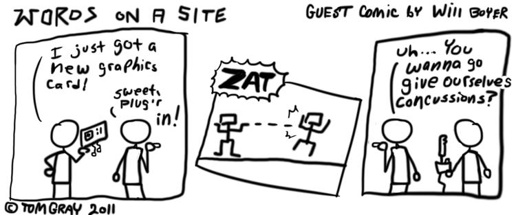 Words On a Site Filler #2