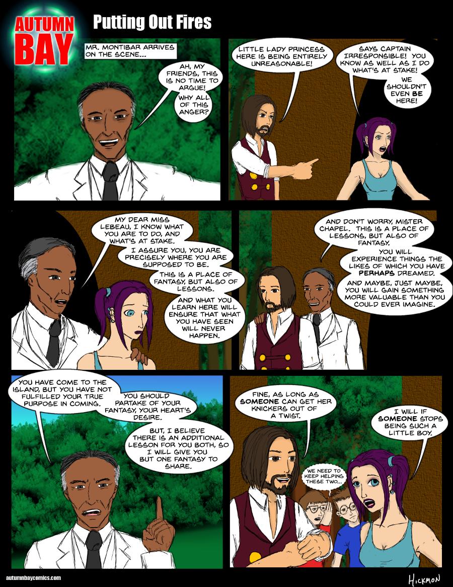 The Halloween Caper (2014) part 7
