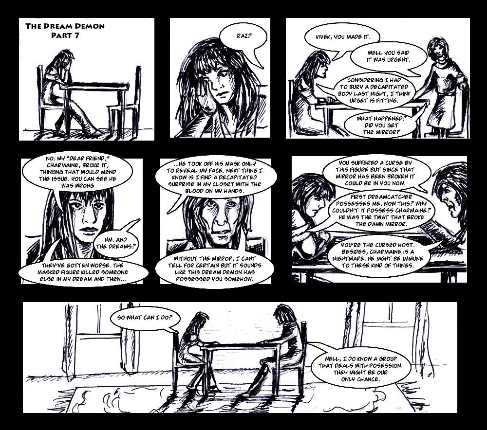 The Dream Demon (Part 7)
