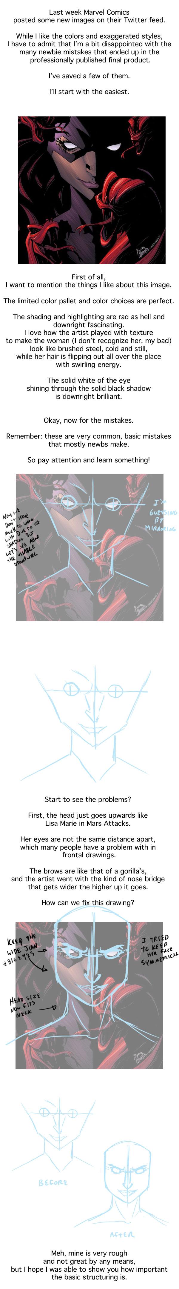 Marvel Proposal