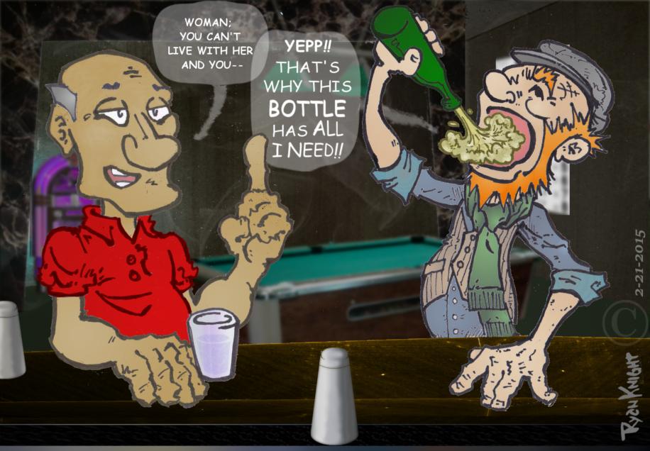 Frank's Bar & Pub: Since 1888 (2-21-2015)