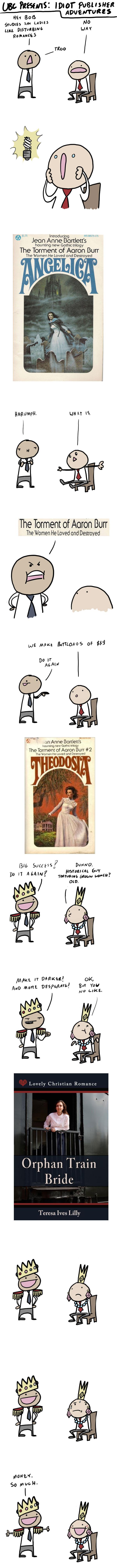 Aaron Burr series
